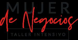 Logo Mujer de Negocios Taller Intensivo