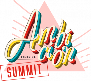 logo summit Ambición Femenina